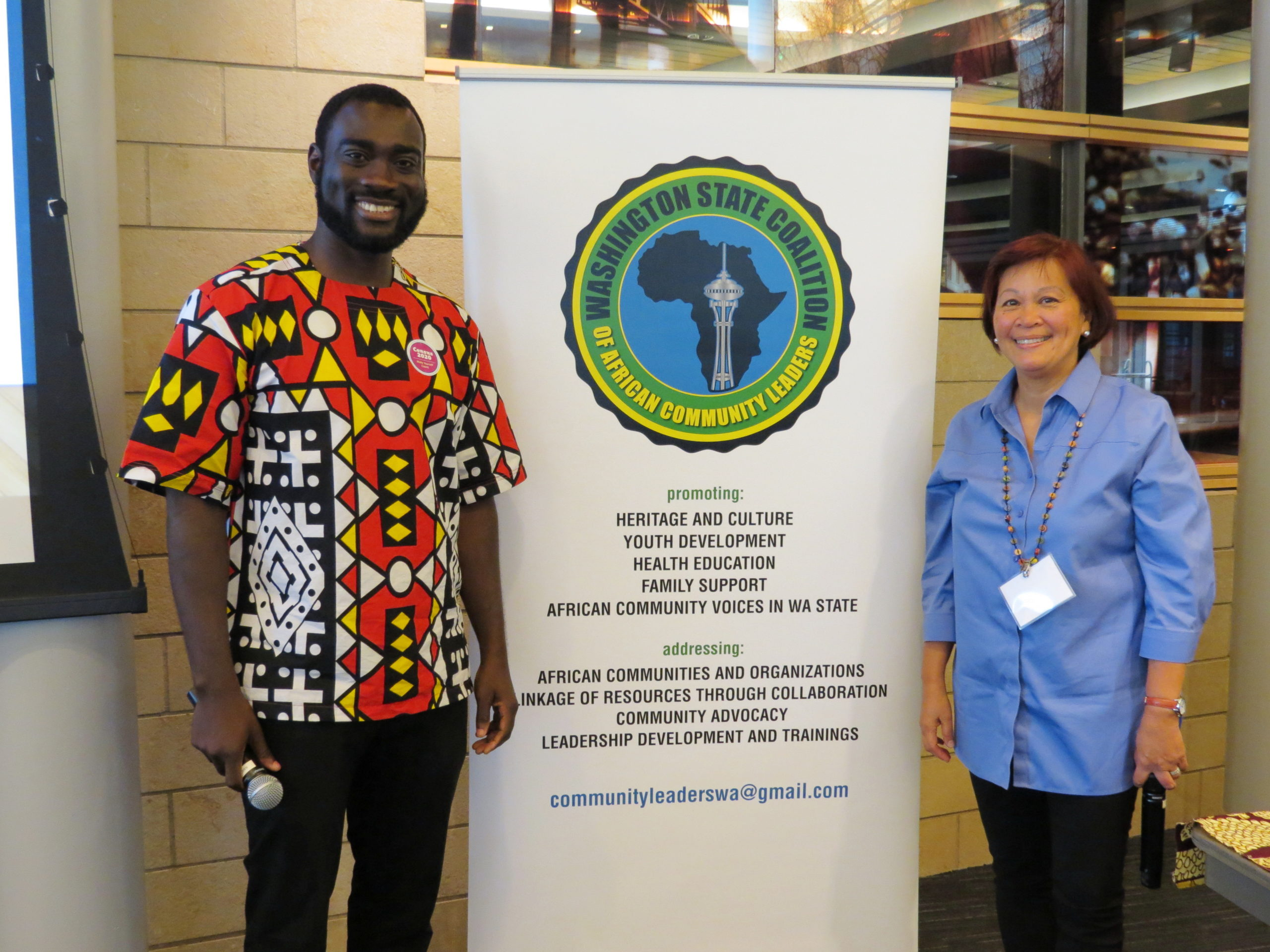 Washington State Coalition of African Community Leaders